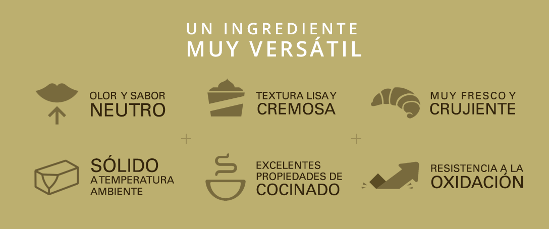 ingrediente versátil